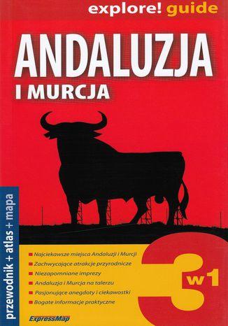 Okładka książki/ebooka Andaluzja i Murcja 3w1