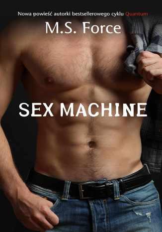 Okładka książki/ebooka Sex Machine