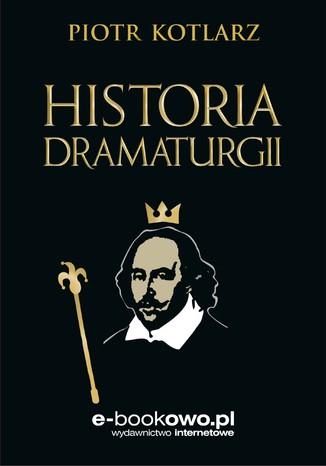 Okładka książki/ebooka Historia dramaturgii