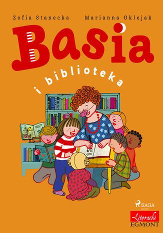 Okładka książki/ebooka Basia i biblioteka