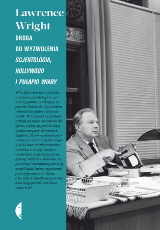 Okładka książki/ebooka Droga do wyzwolenia. Scjentologia, Hollywood i pułapki wiary