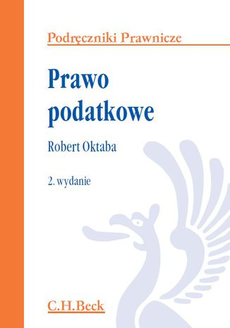 Okładka książki/ebooka Prawo podatkowe. Wydanie 2