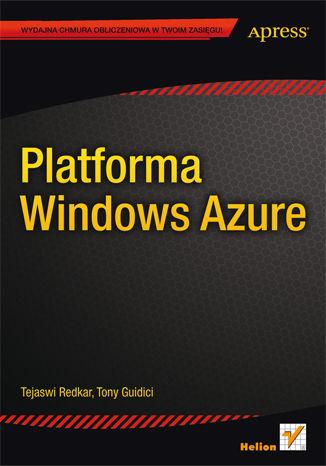 Okładka książki/ebooka Platforma Windows Azure