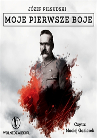 Okładka książki/ebooka Moje pierwsze boje