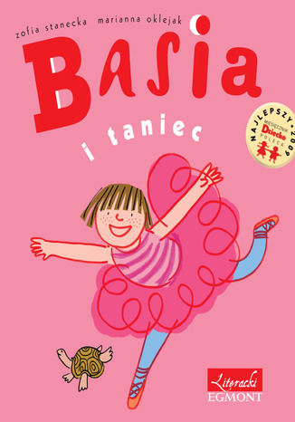 Okładka książki/ebooka Basia i taniec