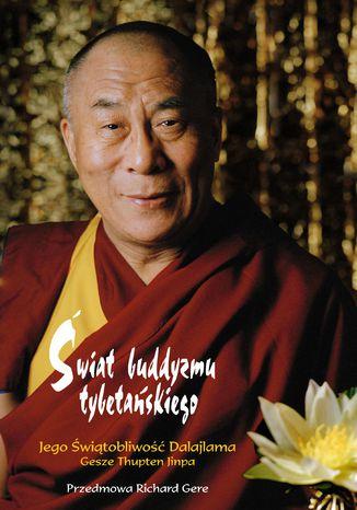 Okładka książki/ebooka Świat buddyzmu tybetańskiego