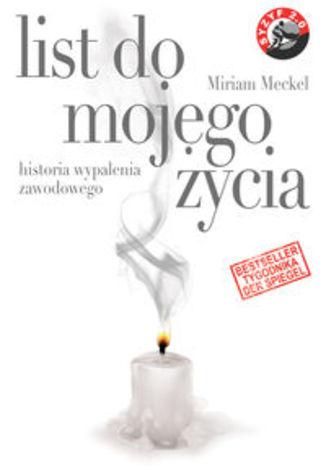 Okładka książki/ebooka List do mojego życia