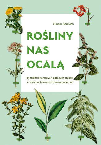 Okładka książki/ebooka Rośliny nas ocalą