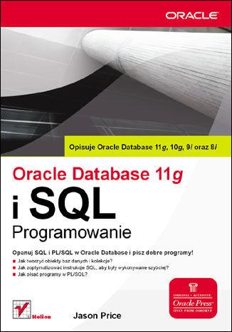 Okładka książki/ebooka Oracle Database 11g i SQL. Programowanie