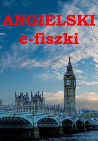 Okładka książki/ebooka Angielski. Fiszki na telefon i tablet