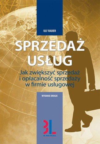 Okładka książki/ebooka Sprzedaż usług. Jak zwiększyć sprzedaż i opłacalność sprzedaży w firmie usługowej