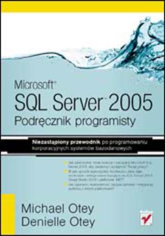 Okładka książki Microsoft SQL Server 2005. Podręcznik programisty