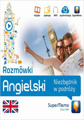 Okładka książki/ebooka Rozmówki: Angielski Niezbędnik w podróży