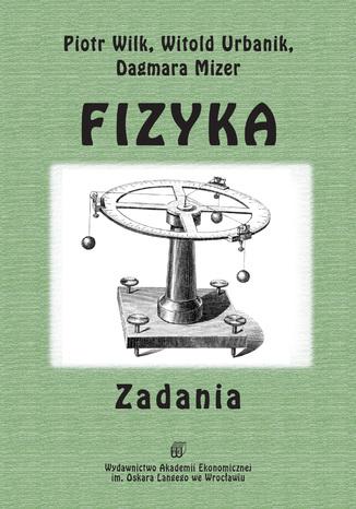 Okładka książki/ebooka Fizyka zadania