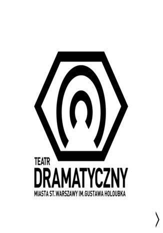 Okładka książki/ebooka Teatr Dramatyczny m.st. Warszawy im. Gustawa Holoubka