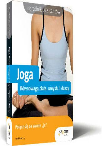 Okładka książki/ebooka Joga. Równowaga ciała, umysłu i duszy