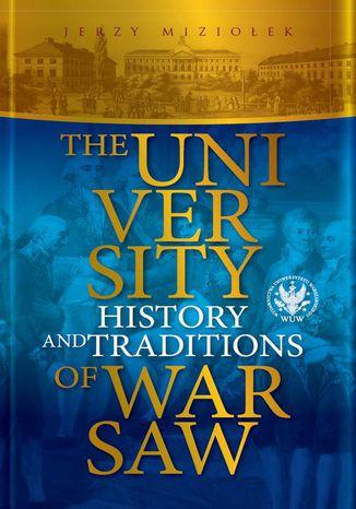 Okładka książki/ebooka The University of Warsaw