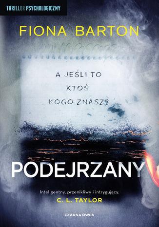 Okładka książki/ebooka Podejrzany