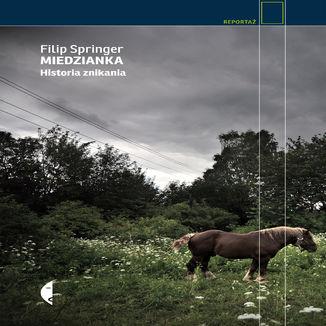 Okładka książki Miedzianka Historia znikania