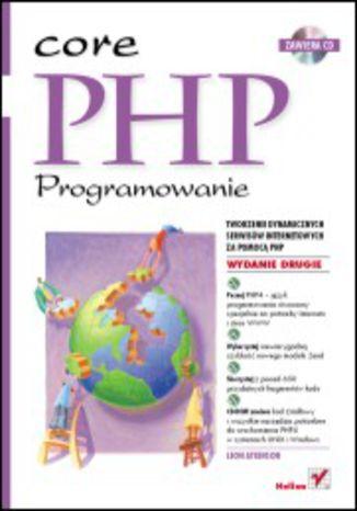 Okładka książki/ebooka PHP. Programowanie