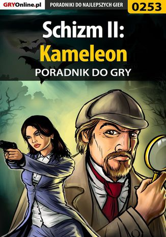 Okładka książki/ebooka Schizm II: Kameleon - poradnik do gry