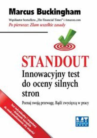 Okładka książki/ebooka Standout. Innowacyjny test do oceny silnych stron