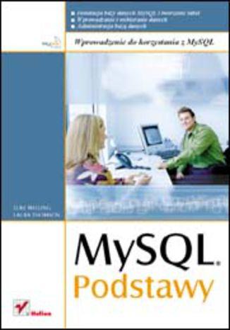 Okładka książki/ebooka MySQL. Podstawy