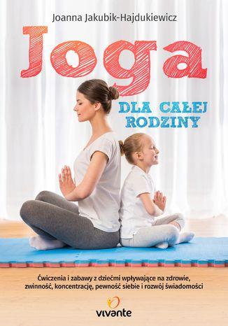 Okładka książki/ebooka Joga dla całej rodziny