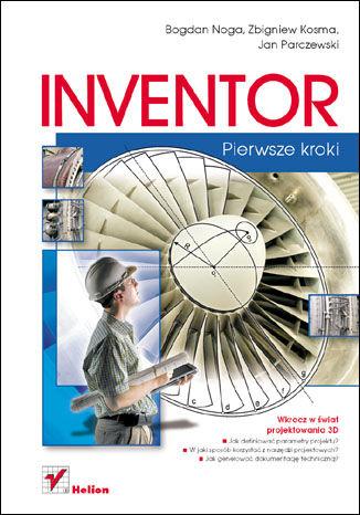 Okładka książki/ebooka Inventor. Pierwsze kroki