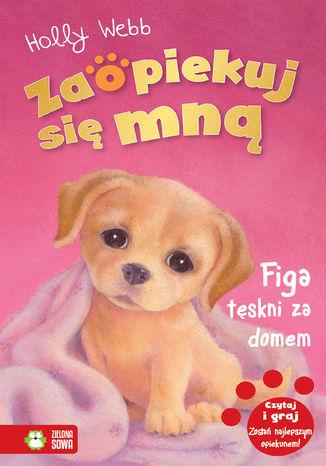 Okładka książki/ebooka Figa tęskni za domem