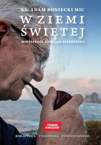 Okładka książki/ebooka W Ziemi Świętej
