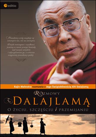 Okładka książki/ebooka Rozmowy z Dalajlamą. O życiu, szczęściu i przemijaniu