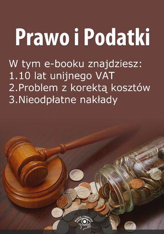 Okładka książki/ebooka Prawo i Podatki, wydanie lipiec 2014 r
