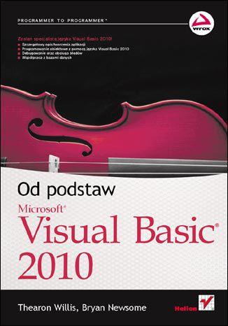 Okładka książki/ebooka Visual Basic 2010. Od podstaw