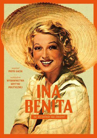 Okładka książki/ebooka Ina Benita