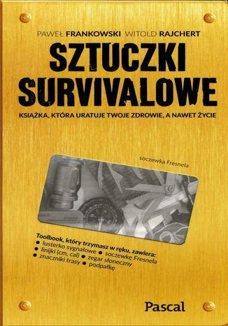 Okładka książki/ebooka Sztuczki survivalowe