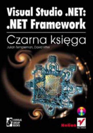 Okładka książki/ebooka Visual Studio .NET: .NET Framework. Czarna księga