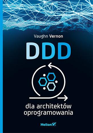 Okładka książki/ebooka DDD dla architektów oprogramowania
