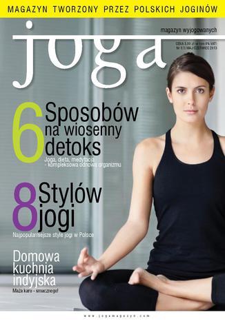 Okładka książki/ebooka Magazyn JOGA nr 1
