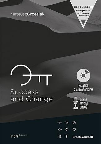 Okładka książki Success and Change (wydanie ekskluzywne + CD)