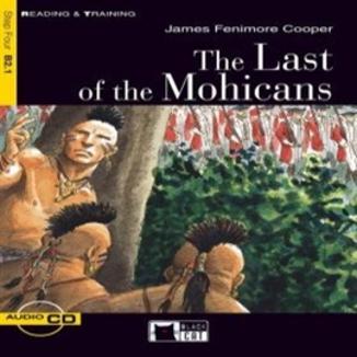 Okładka książki The Last of the Mohicans