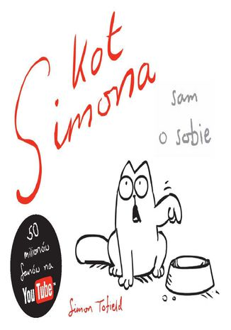 Okładka książki/ebooka Kot Simona. Sam o sobie