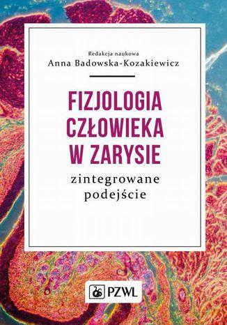 Okładka książki/ebooka Fizjologia człowieka w zarysie