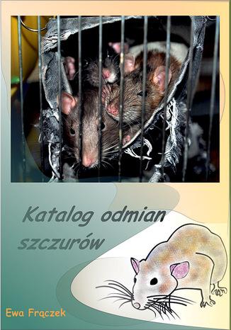 Okładka książki/ebooka Katalog odmian szczurów