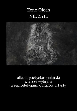 Okładka książki/ebooka Nie żyje