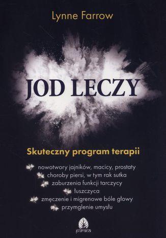 Okładka książki/ebooka Jod leczy