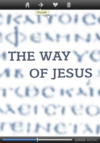 Okładka książki/ebooka The Way of Jesus