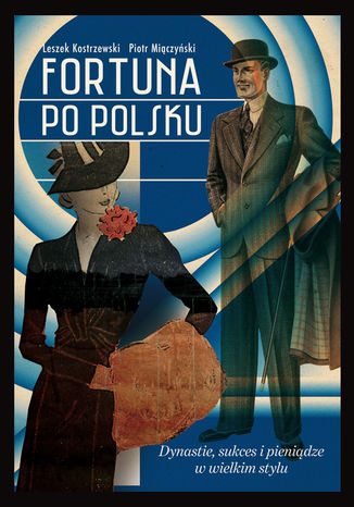 Okładka książki/ebooka Fortuna po polsku