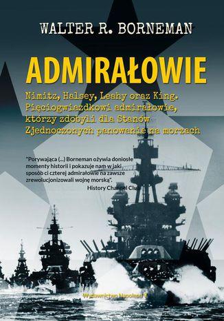 Okładka książki/ebooka Admirałowie