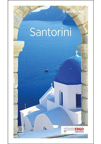 Okładka książki/ebooka Santorini. Travelbook. Wydanie 1